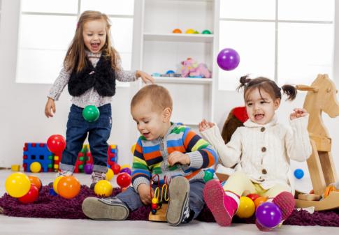 Social Skills at an Early Age